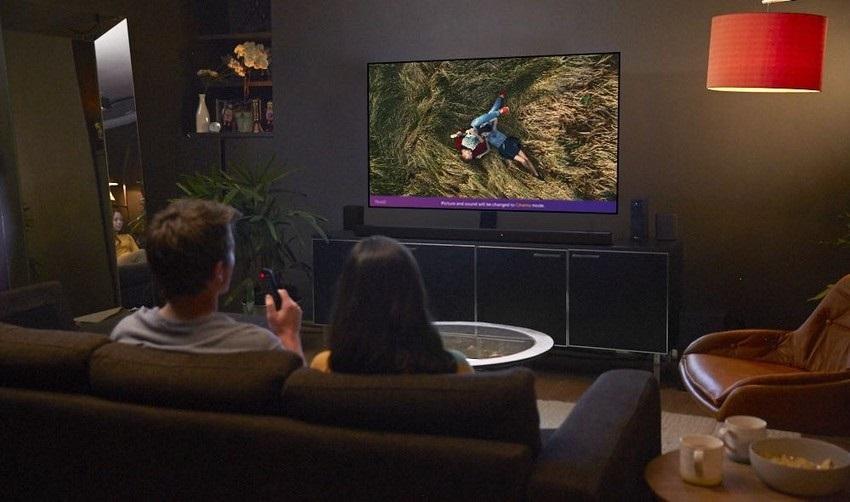 LG TV, ThinQ