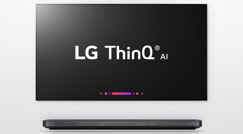 LG ThinQ, televízor
