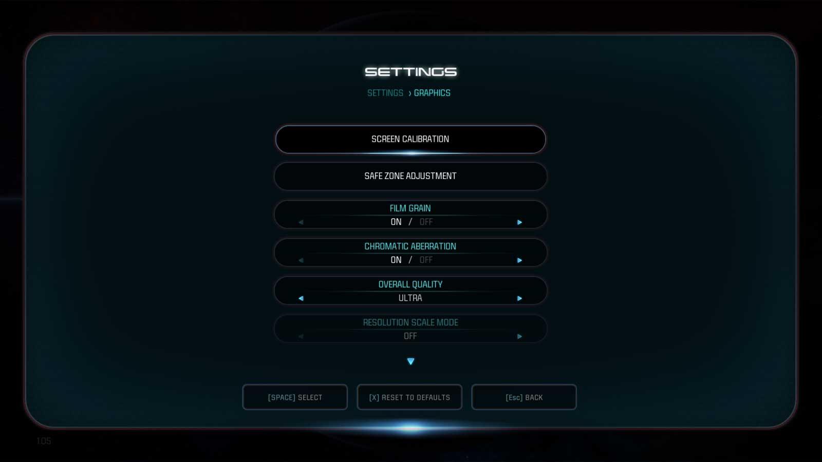 Mass Effect: Andromeda nastavenia 2
