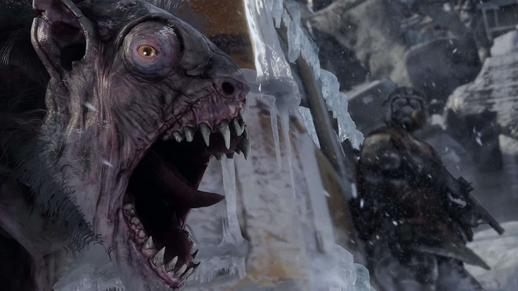 Metro Exodus; Mutant, démon