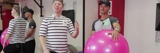 Ako vybrať gymnastickú loptu