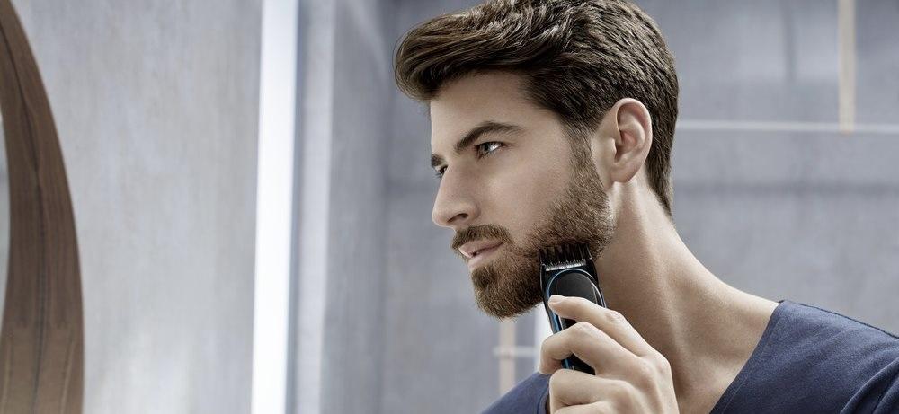 Multifunkčný zastrihávač fúzov a vlasov Braun MGK 3080