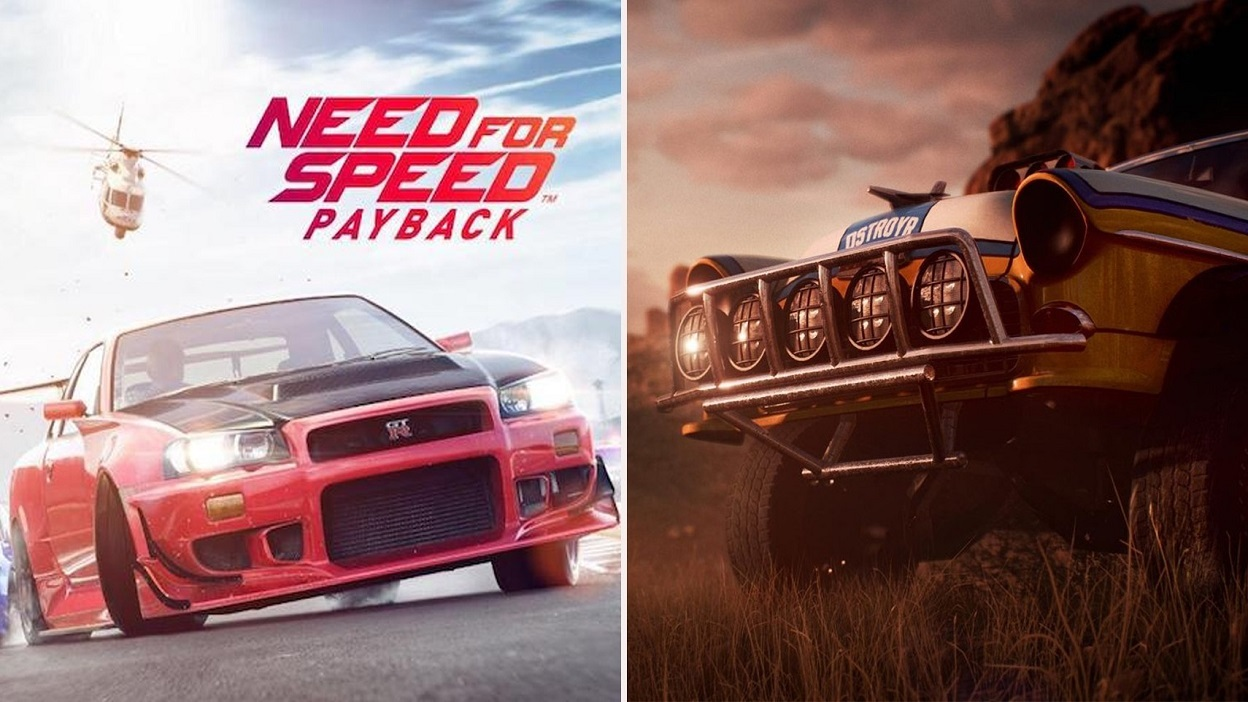 Need for Speed: Payback; race