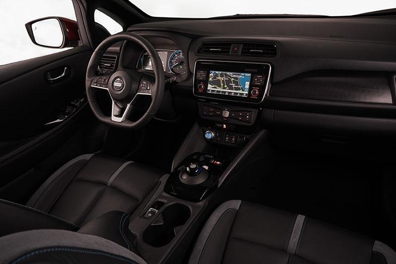 Nový Nissan Leaf 63463f1f13c
