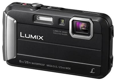 Outdoorový fotoaparát Panasonic Lumix DMC-FT30