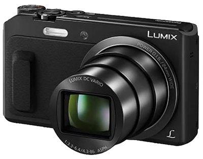 Kompaktný fotoaparát Panasonic Lumix DMC-TZ57