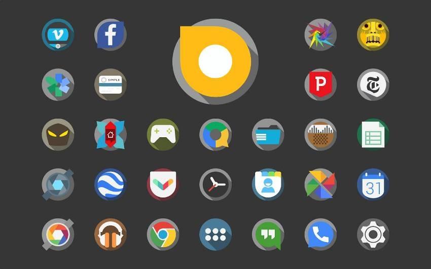 Personalizácia - Supravy ikon