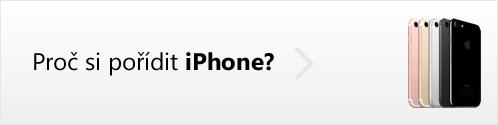 Prečo si zaobstarať iPhone