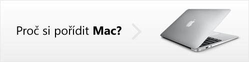 Prečo si zaobstarať Mac?