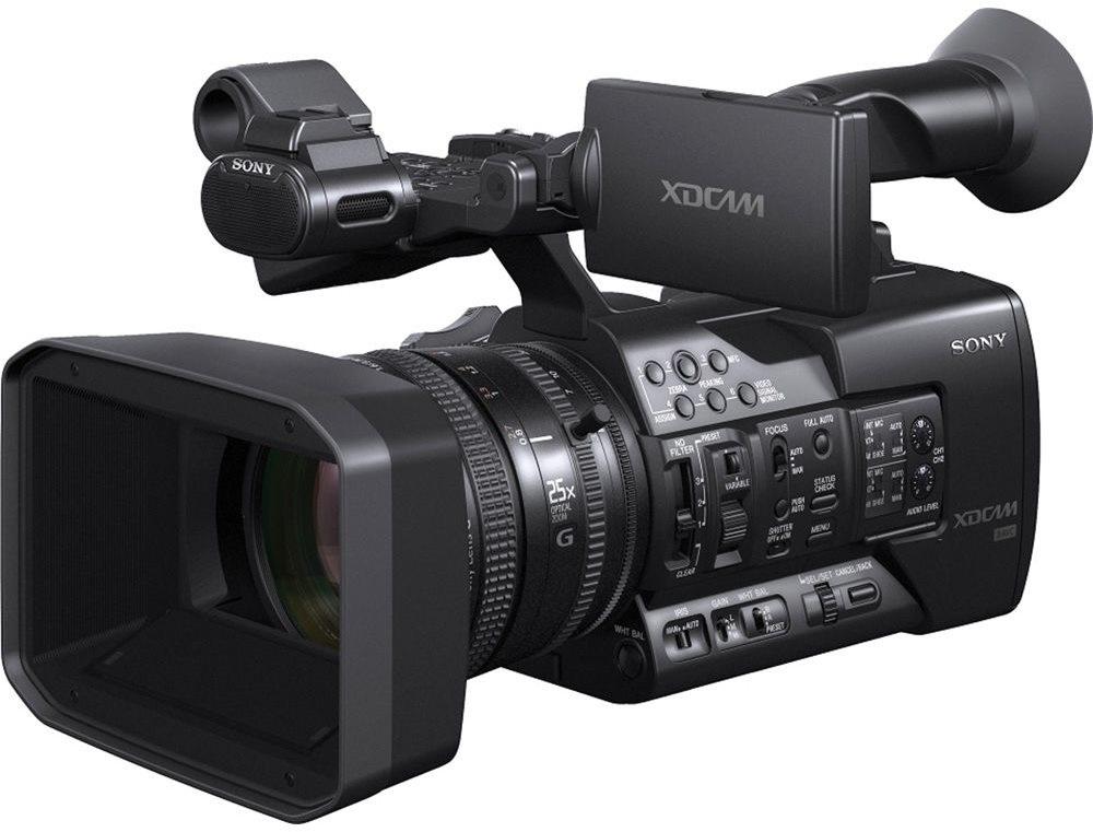 Profesionální kamera