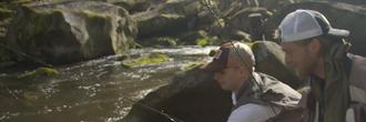 Ako chytať pstruhy: Ako na ryby s Jakubom Vágnerom