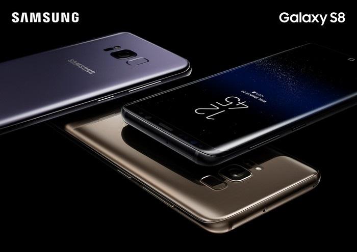 Samsung Galaxy S8 – dokonalé vyhotovenie