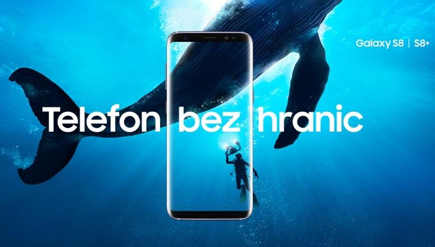 Samsung Galaxy S8 vo výpredaji