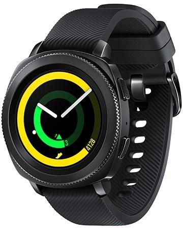 Samsung Gear Sport, čierne