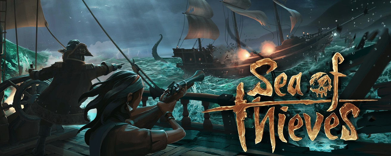 Sea of Thieves; naval battle