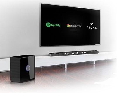 Systém si poradí aj so streamovacími službami