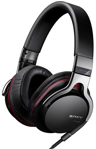 Sony slúchadlá - vysoké rozlíšenie