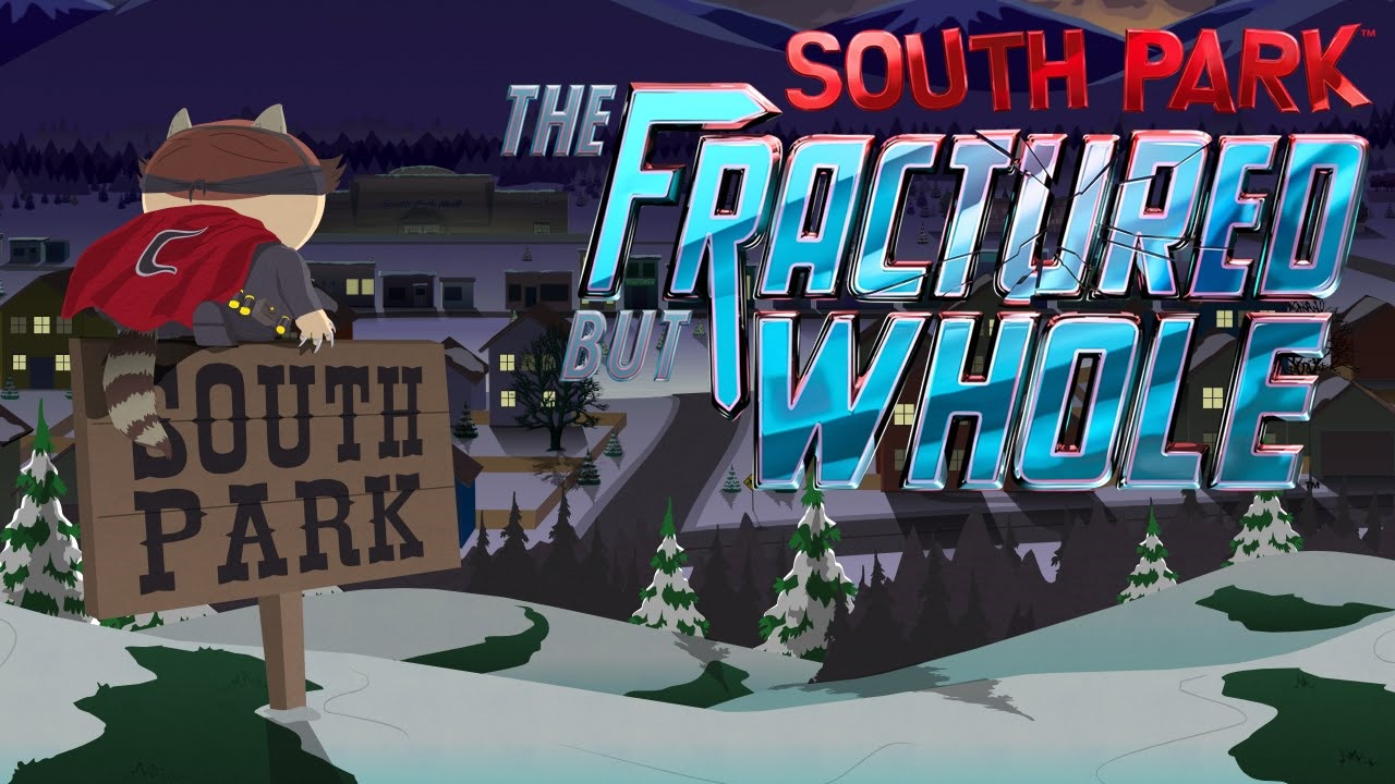 South Park: The Fractured but Whole; logo