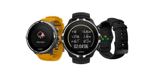 Športové hodinky Suunto Spartan Baro ponúknu barometer