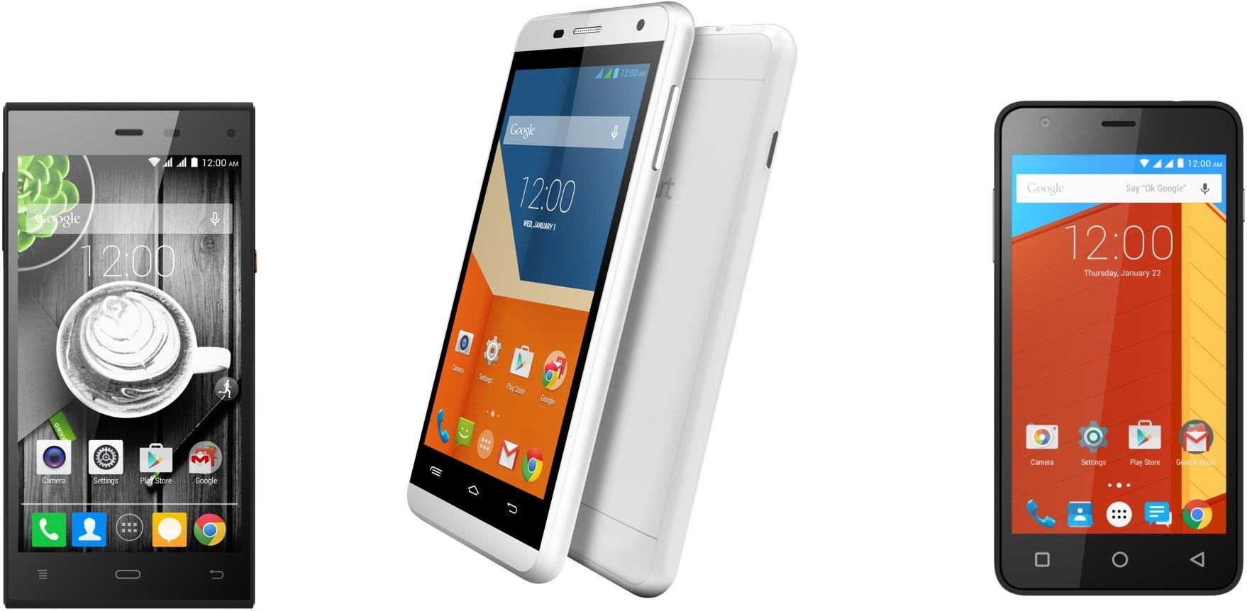 GIGABYTE GSmart - mobilné telefóny za skvelé ceny 993cca5c6cb
