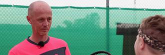 Petr Pála radí ako vybrať tenisovú raketu
