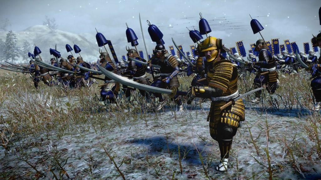 Total War; Shogun 2 – jednotky