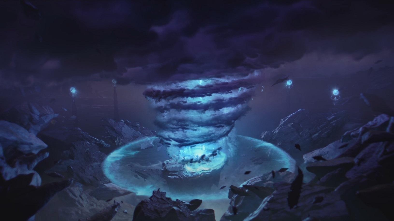 Total War Warhammer 2; Great Vortex