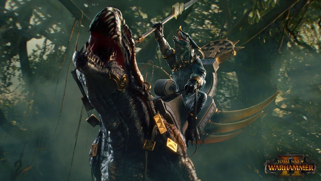 Total War; Warhammer 2 – Wallpaper: vojvoda