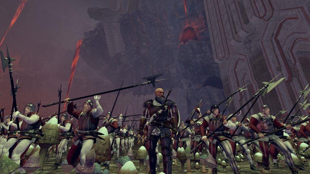Total War; Warhammer – bitka, jednotky