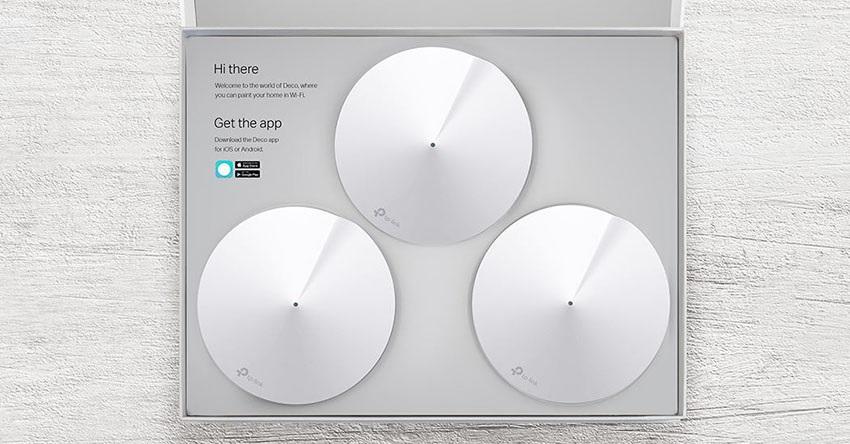 TP-Link Deco M5, WiFi systém pre celý dom