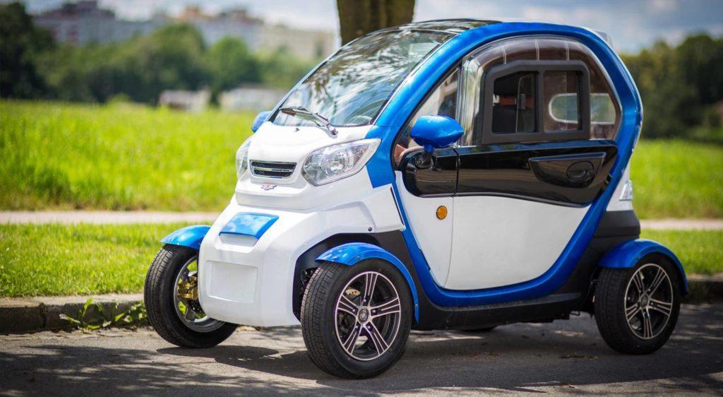 VXT 2 Quadro je najlacnejší elektromobil v EÚ  3c744467b46