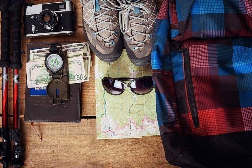 Vybavenie; treking