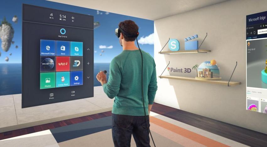 ce5f72079 VR headset Lenovo Explorer | Alza.sk