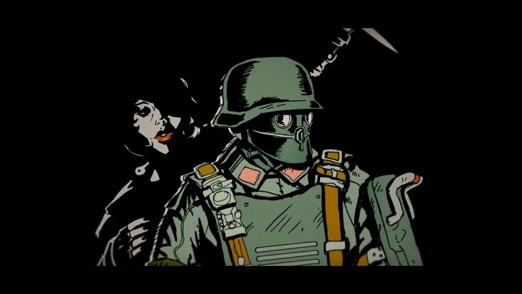 Wolfenstein 2: The Diaries of Agent Silent Death; silent, kill