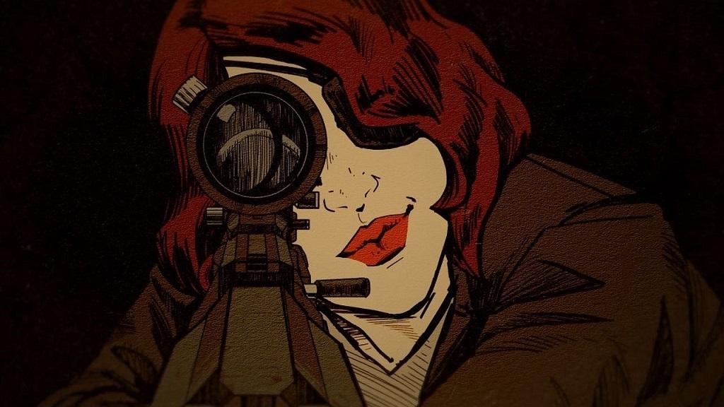 Wolfenstein 2: The Diaries of Agent Silent Death; silent, assassin