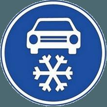 zimná výbava
