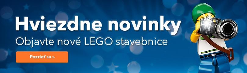 LEGO novinky