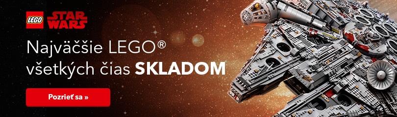 LEGO Millennium Falcon skladom