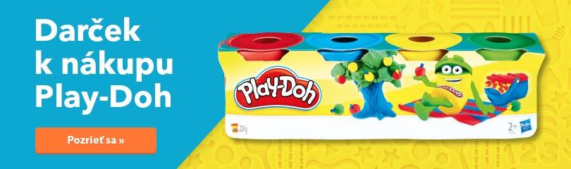 Darček k nákupu Play-Doh