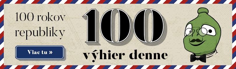 100 rokov