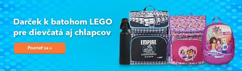 Darček k batohom LEGO