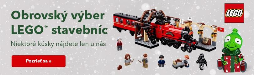 Široký výber LEGO