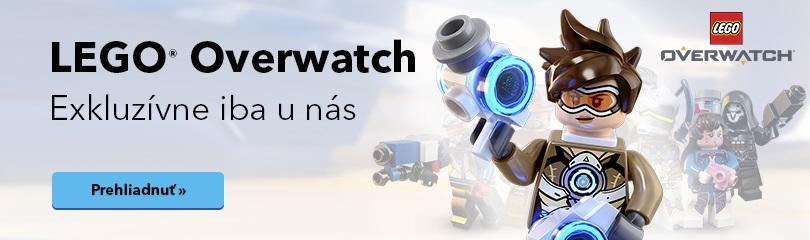 Nové LEGO Overwatch