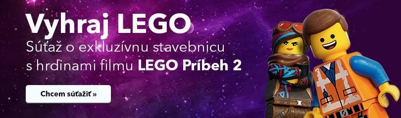 LEGO Movie 2 Súťaž