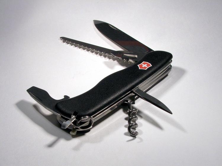Kapesní nůž Trailmaster