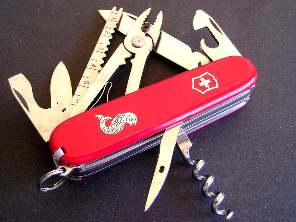 Kapesní nůž Angler