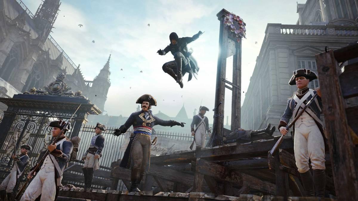 Assassins Creed: Unity CZ