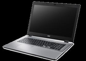 Notebook Acer Aspire E17 Titanium Silver