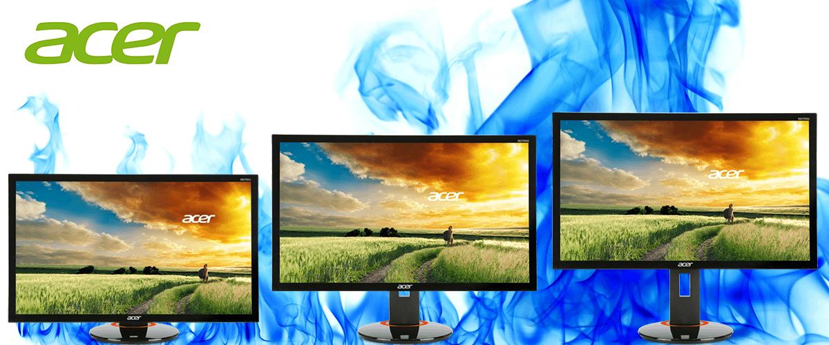 "LED monitor 27"" Acer XB270HAbprz Predator"