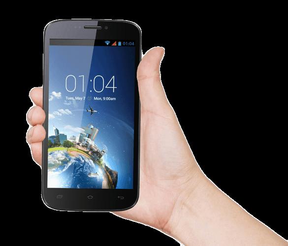 Mobilní telefon Kazam Trooper2  4.5